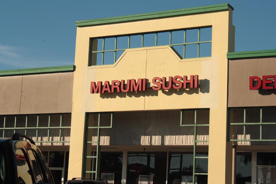 Marumi Sushi 13