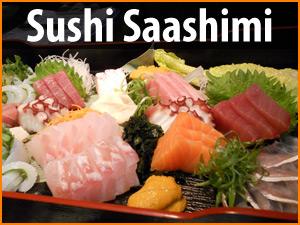 Sushi Saashimi